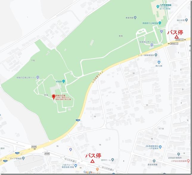 根城マップ